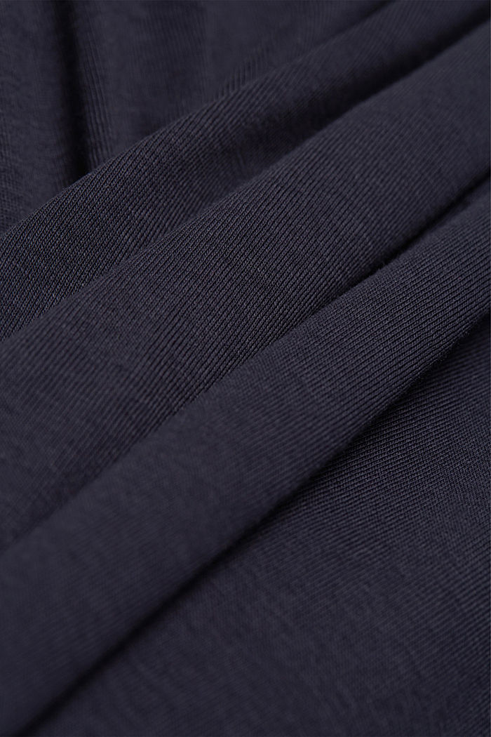 T-shirt made of 100% organic cotton, NAVY, detail image number 4