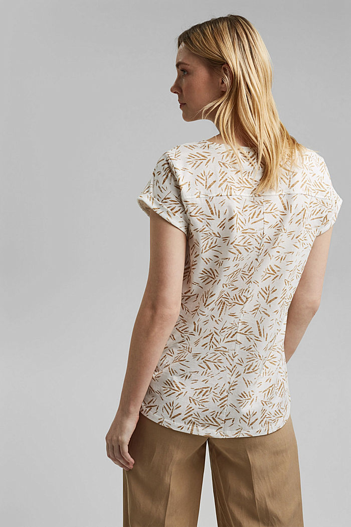 Fashion T-Shirt, OFF WHITE, detail image number 3