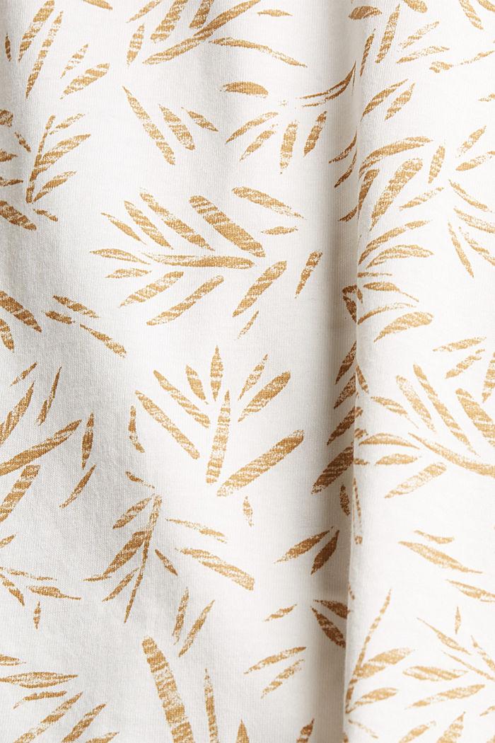 Fashion T-Shirt, OFF WHITE, detail image number 4