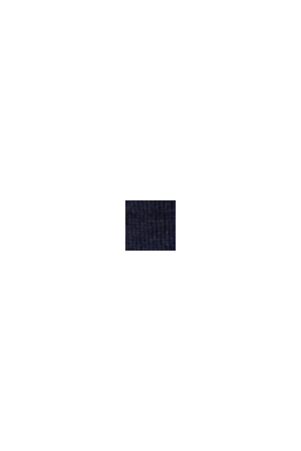 Basic T-Shirt aus 100% Organic Cotton, NEW NAVY, swatch