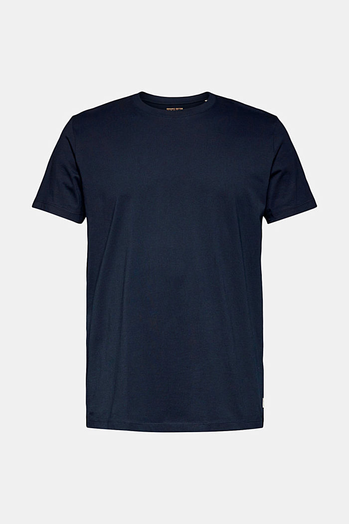 Jersey T-shirt van 100% organic cotton