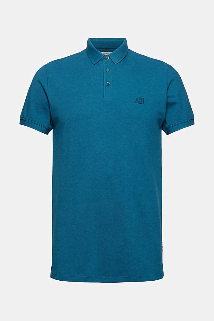 Polohemd aus 100% Organic Cotton