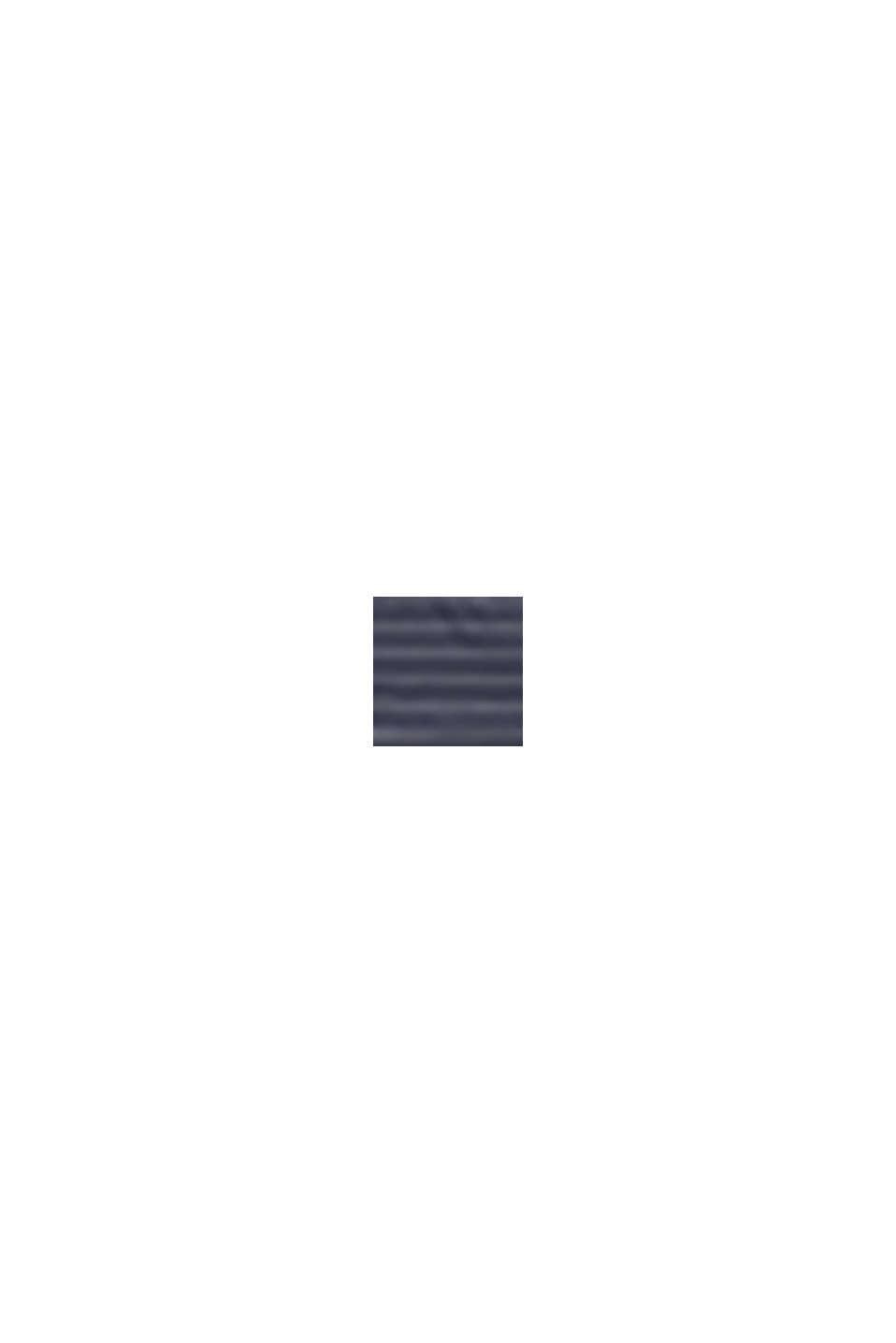 Recycled: striped bikini briefs, NAVY, swatch