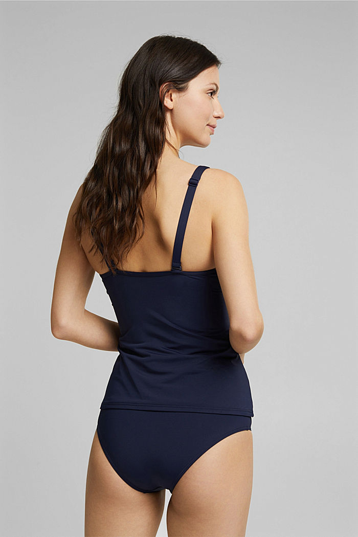 High-waisted, shaping briefs, NAVY, detail image number 2