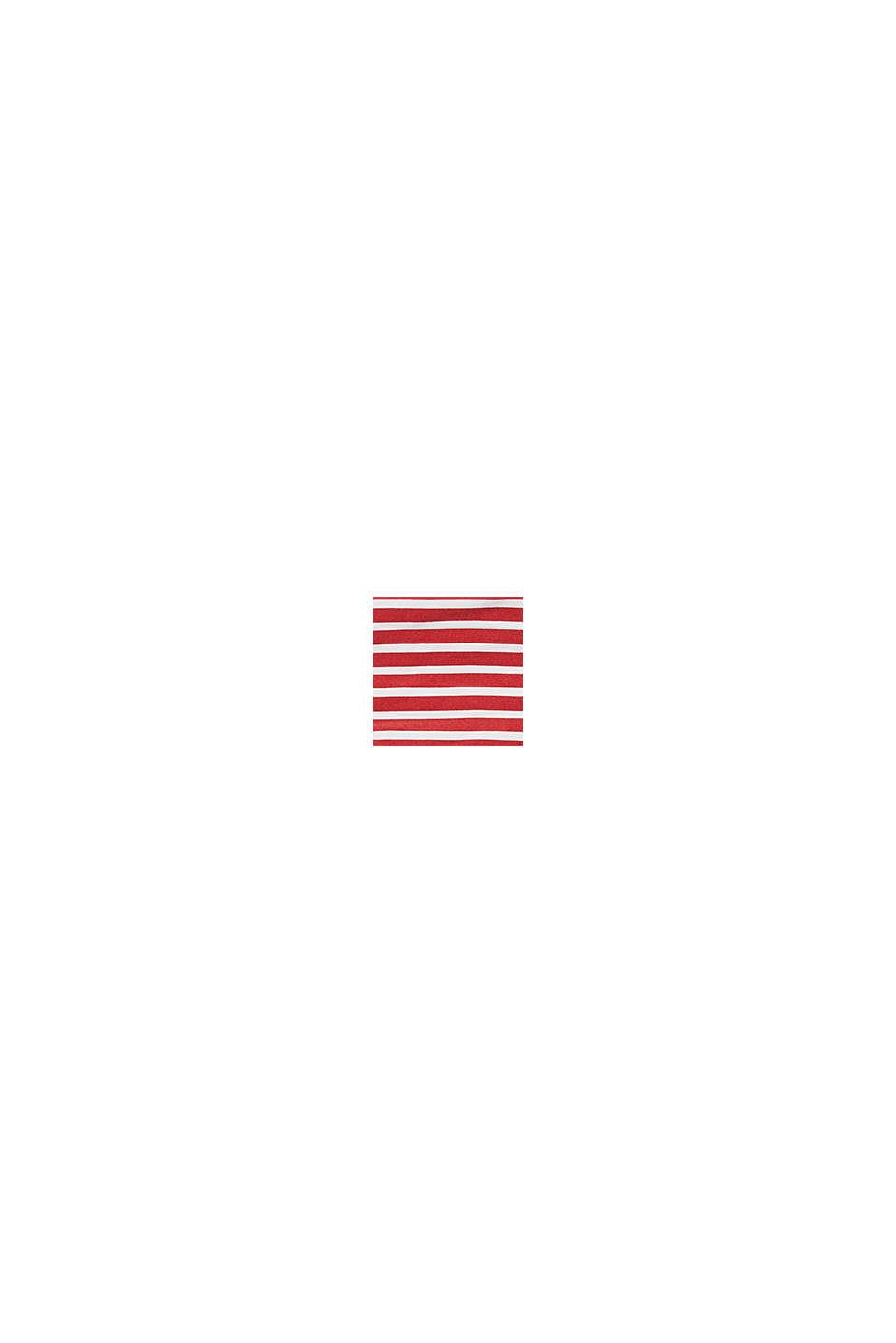 Recycelt: Slip mit Streifen, RED, swatch