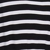 Jersey-Strandkleid aus LENZING™ ECOVERO™, BLACK, swatch