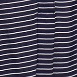 Beach tunic made of LENZING™ ECOVERO™, NAVY, swatch