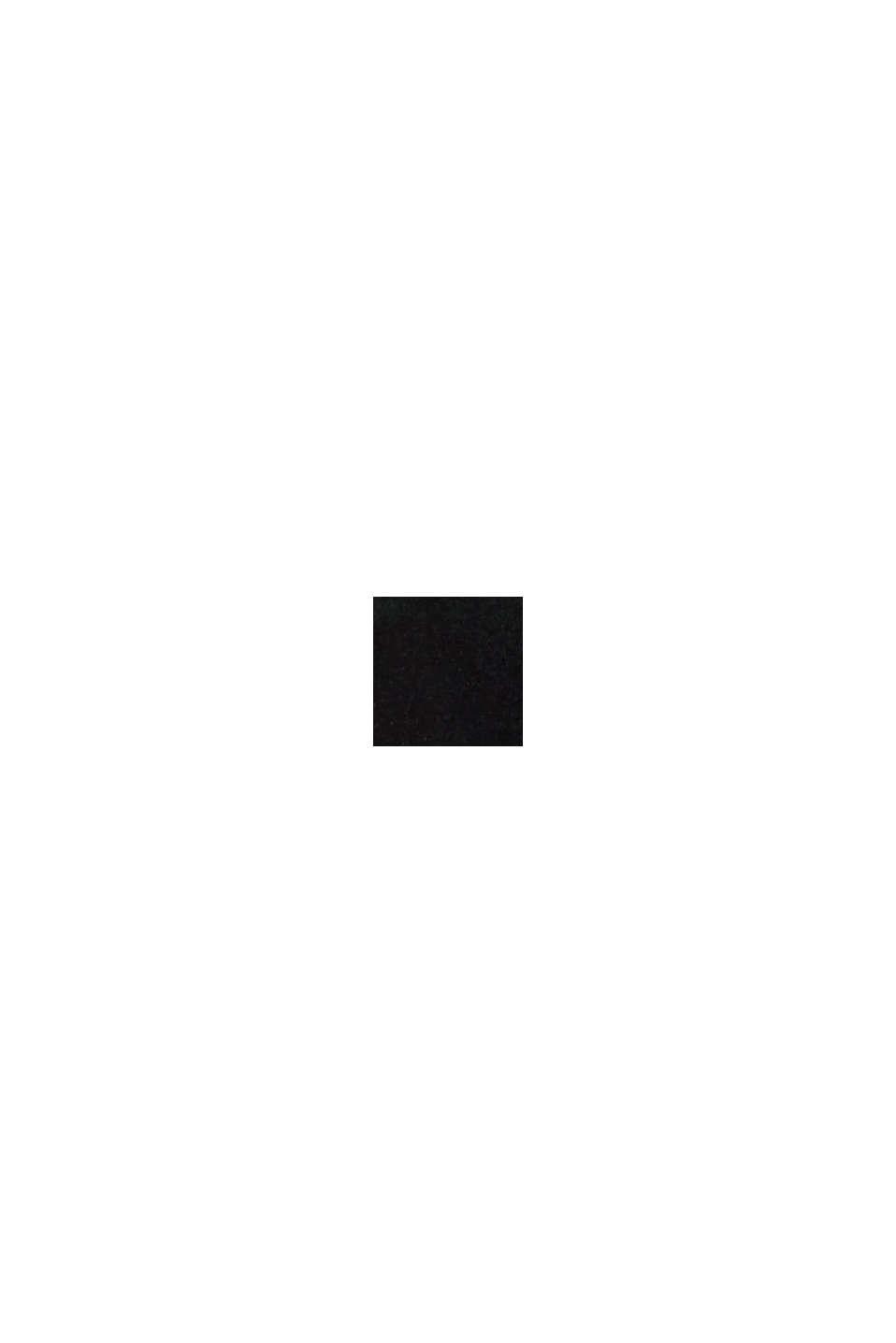 Reciclado: sujetador de aros en microfibra, BLACK, swatch