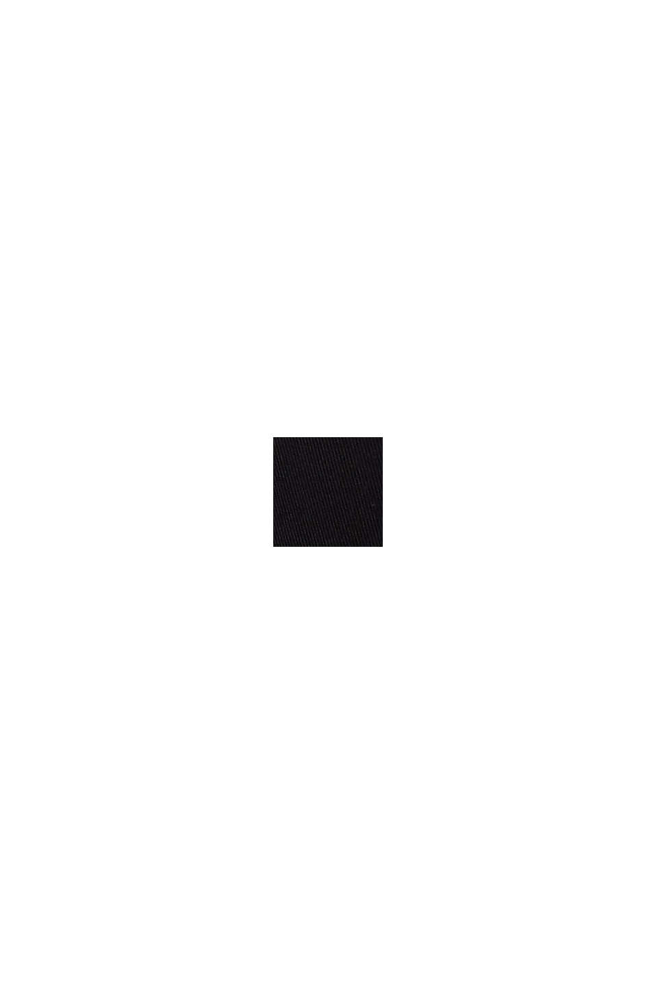 Reciclado: sujetador suave sin aros ni relleno, BLACK, swatch