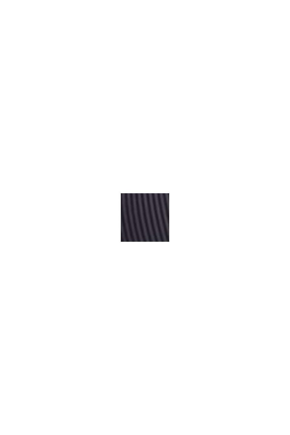 In materiale riciclato: culotte corte in microfibra, DARK GREY, swatch