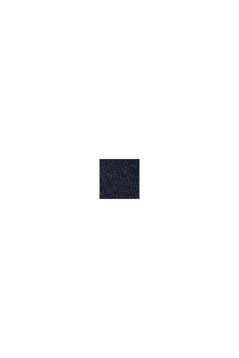 Jersey nachthemd van 100% biologisch katoen, NAVY, swatch