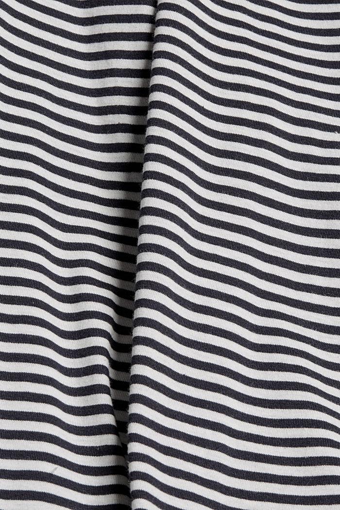 Jersey pyjama bottoms, 100% organic cotton, NAVY, detail image number 4