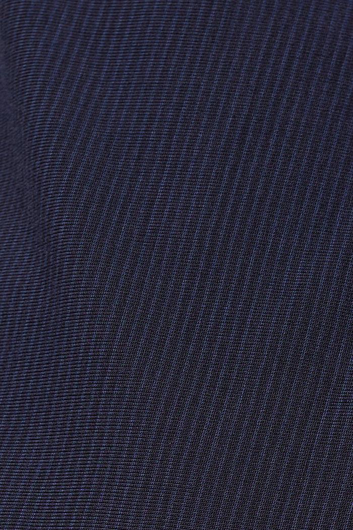 Pyjama rayé en jersey, LENZING™ ECOVERO™, NAVY, detail image number 3