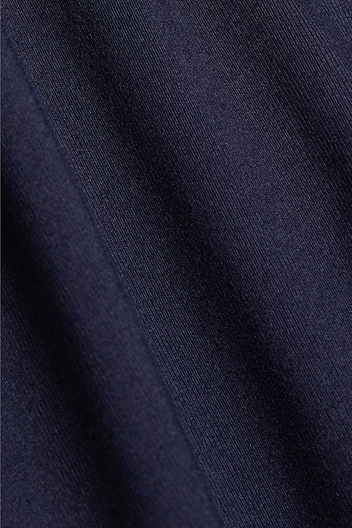 Kierrätettyä: Tekniset leggingsit, E-Dry, NAVY, detail image number 4