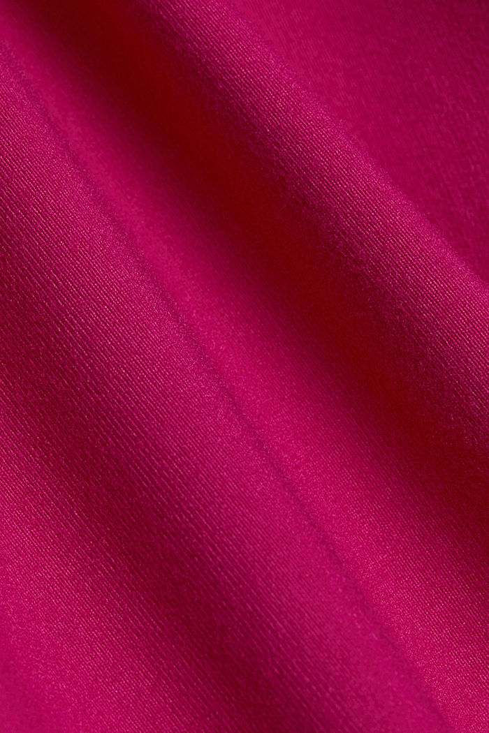 Recycelt: Active-Leggings mit E-Dry, BERRY RED, detail image number 4