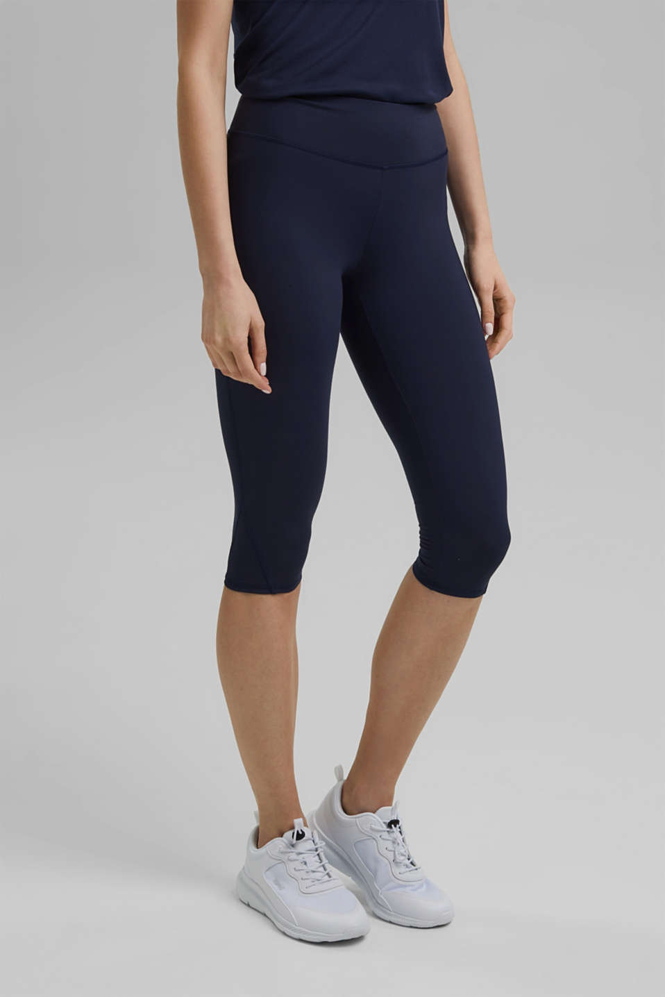 Esprit - Gerecycled: Active legging met E-DRY