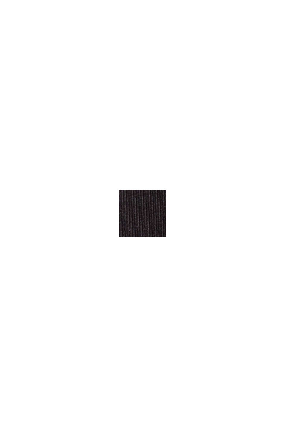 Leggings de algodón ecológico, BLACK, swatch