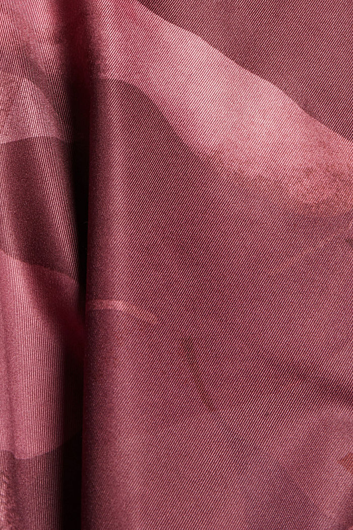 Recycled: high-performance leggings with a print, E-DRY, BLUSH, detail image number 4