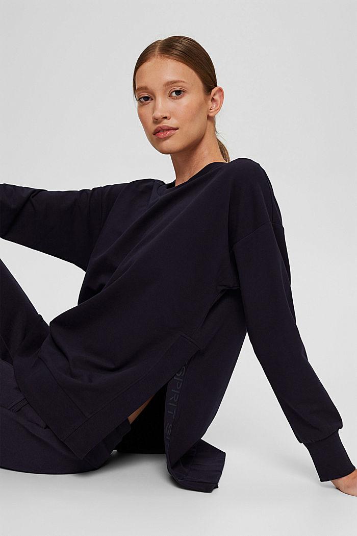 Sweatshirt aus Organic Cotton