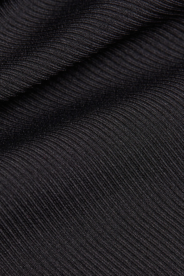 Recycelt: Active-T-Shirt mit E-DRY, BLACK, detail image number 4