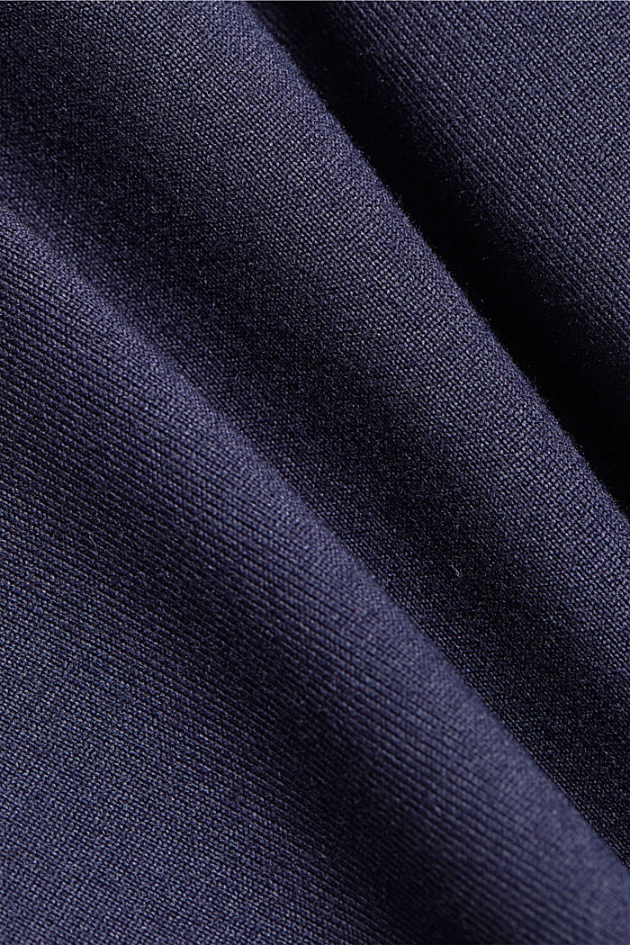 Recycelt: Active-T-Shirt mit E-DRY, NAVY, detail image number 4
