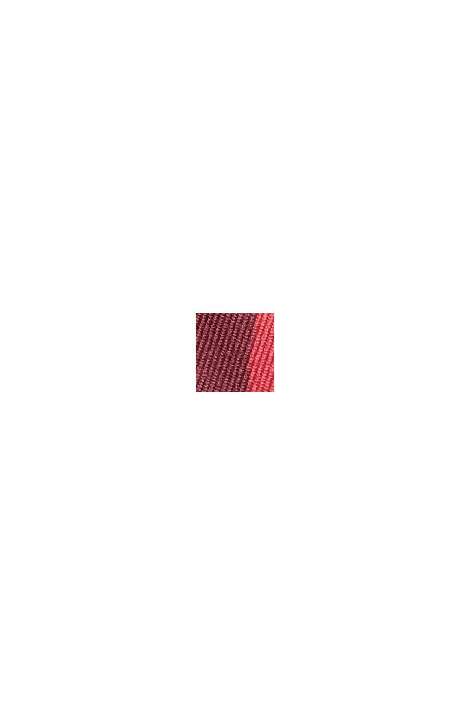 Recycelt: Print-Top mit E-DRY, BLUSH, swatch