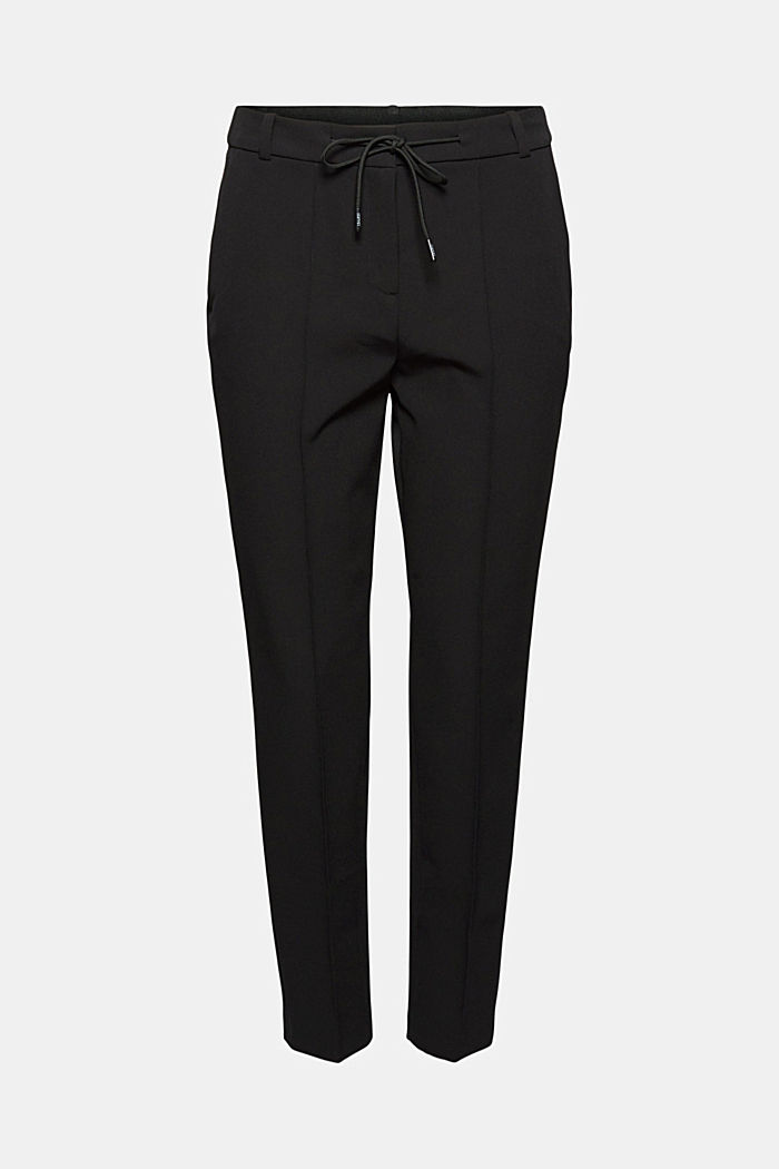 Pantalon bi-stretch de style jogging