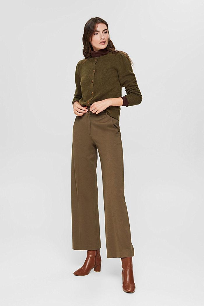SOFT PUNTO Mix + Match stretch trousers