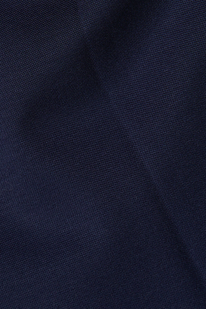 SOFT PUNTO Mix + Match stretch trousers, NAVY, detail image number 4