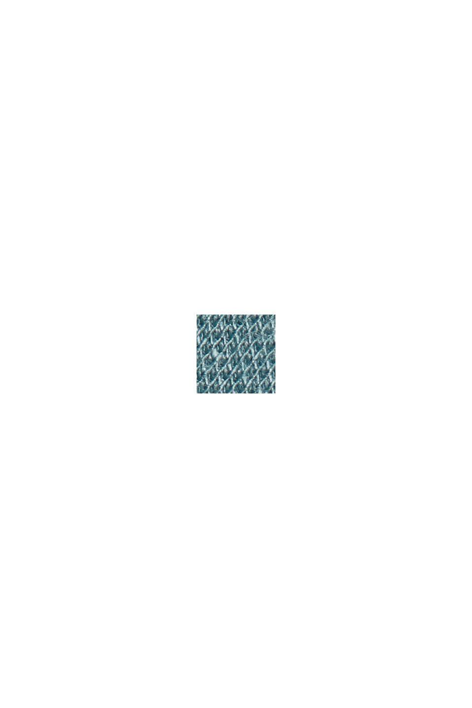 SOFT PUNTO Mix + Match Stretch-Hose, DARK TURQUOISE, swatch