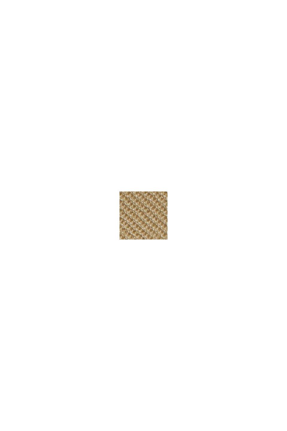 Chino stile business in cotone elasticizzato, SAND, swatch