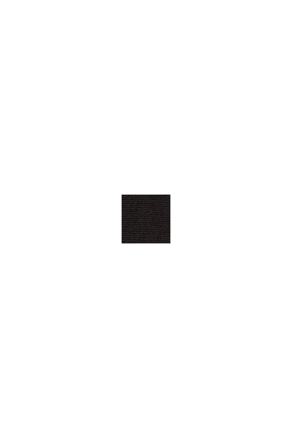 PURE BUSINESS mix + match broek, BLACK, swatch