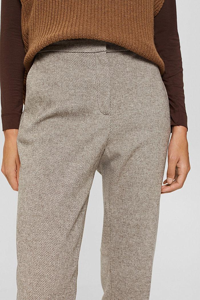 Pants woven, CARAMEL, detail image number 2