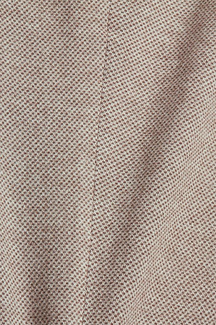 Pants woven, CARAMEL, detail image number 4