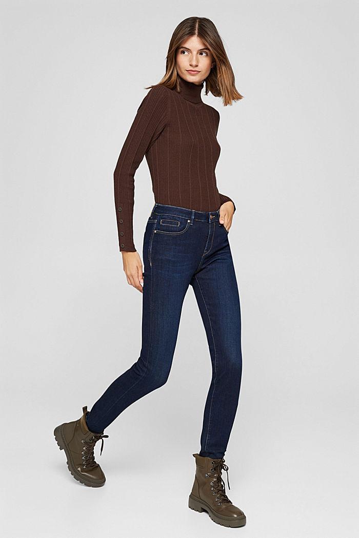 Jean stretch en coton bio