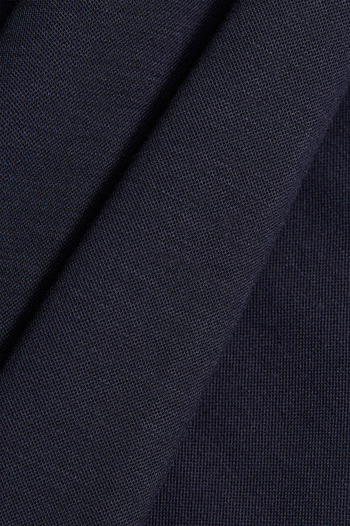 SOFT PUNTO Mix + Match Stretch-Rock, NAVY, detail image number 4
