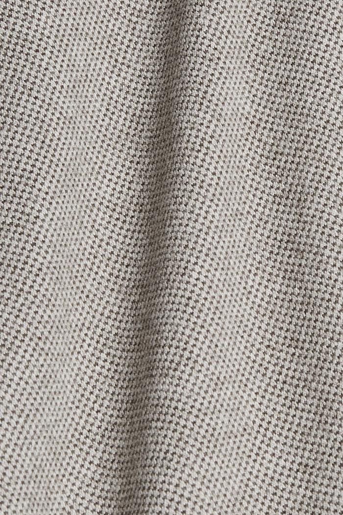 SOFT mix + match A-line skirt, CARAMEL, detail image number 4