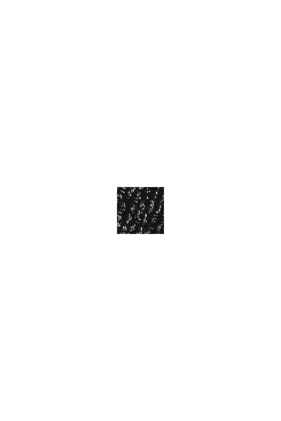 Mix + match HERRINGBONE A-linjeformad kjol, BLACK, swatch