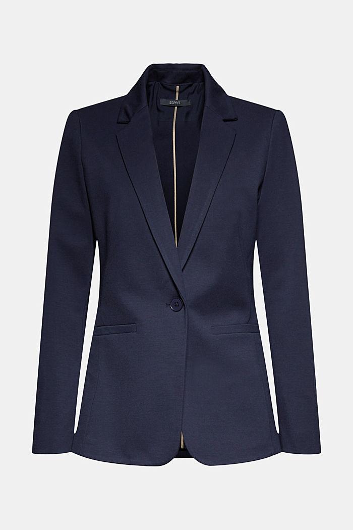 Veste de tailleur en jersey Mix + Match SOFT PUNTO