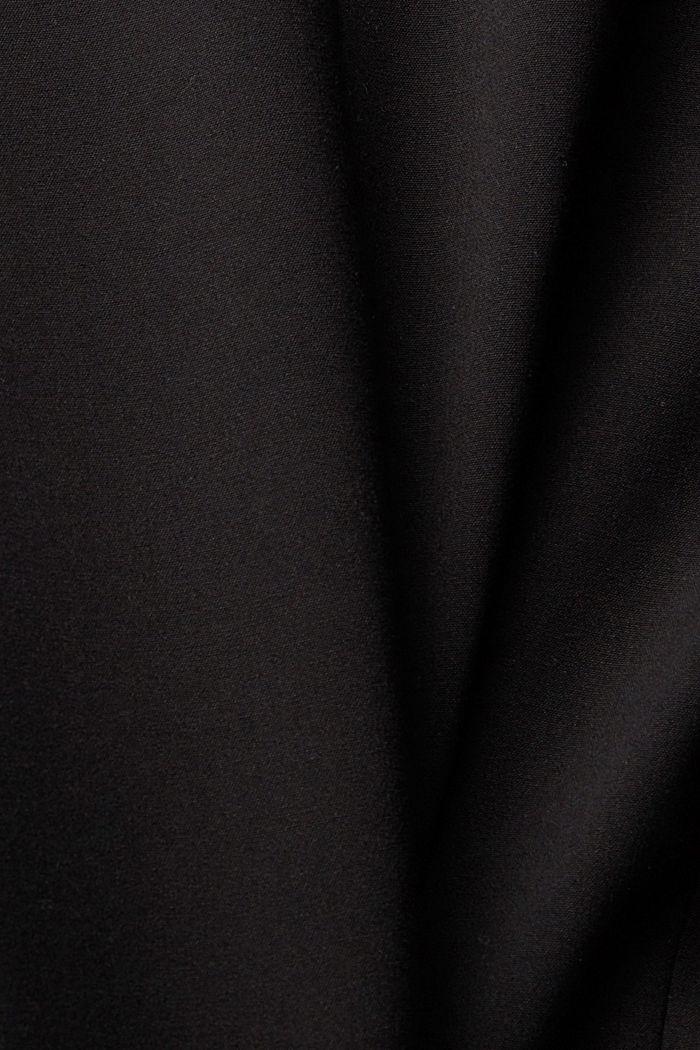 PURE BUSINESS mix + match blazer, BLACK, detail image number 4