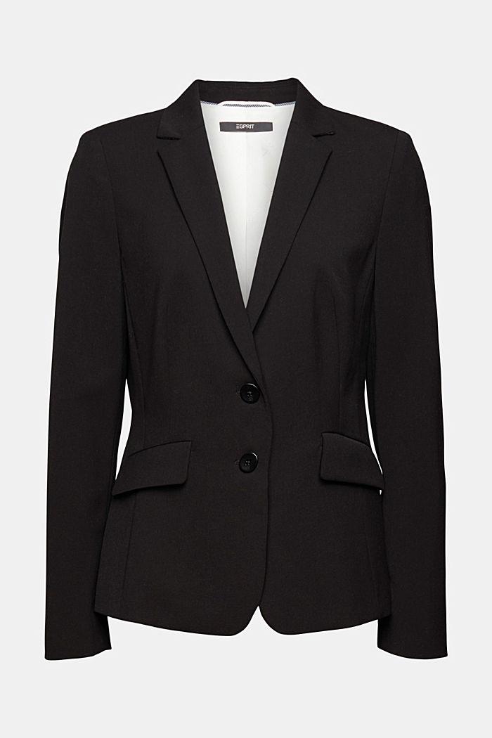PURE BUSINESS mix + match blazer