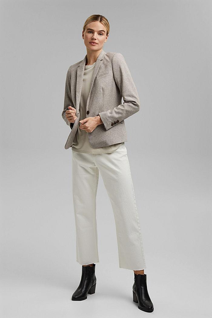SOFT mix + match blazer