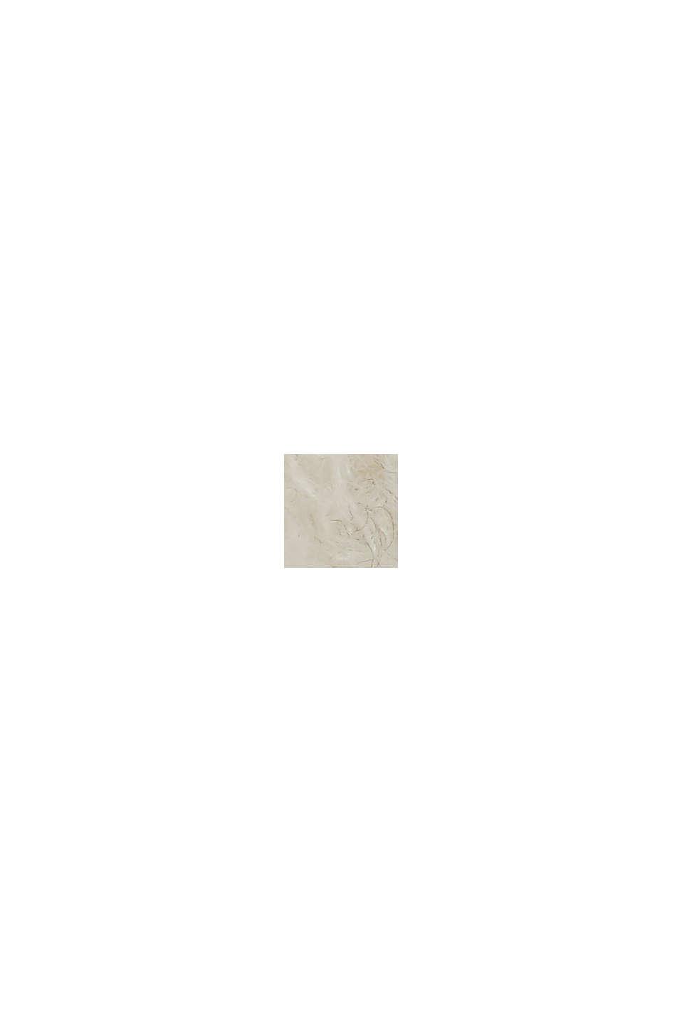 Mit Alpaka: Pullover mit V-Ausschnitt, ICE, swatch