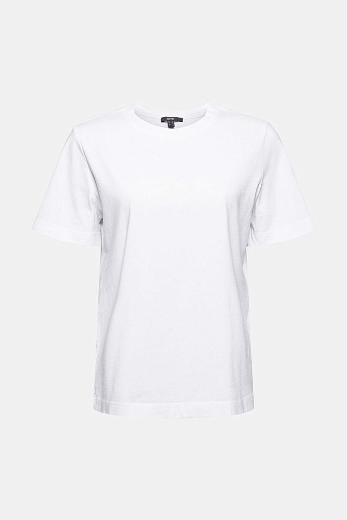 Basic T-Shirt aus 100% Bio-Baumwolle