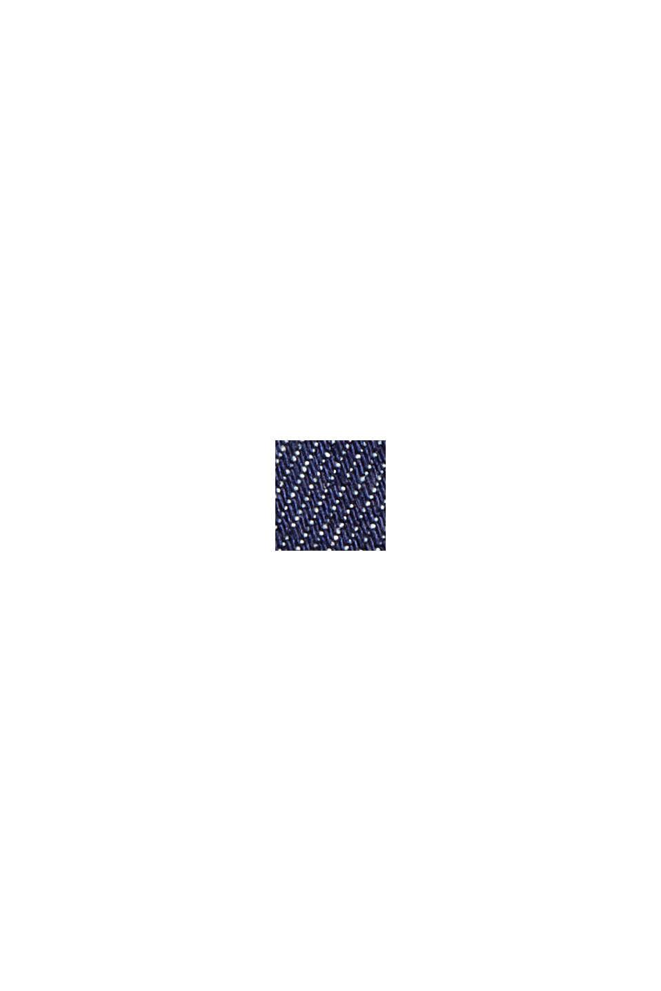 Jean 100% coton biologique, BLUE RINSE, swatch