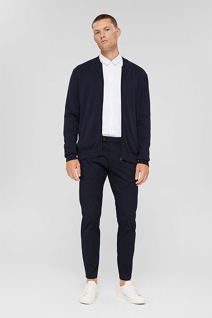 Jersey overhemd met COOLMAX®, WHITE, detail image number 2