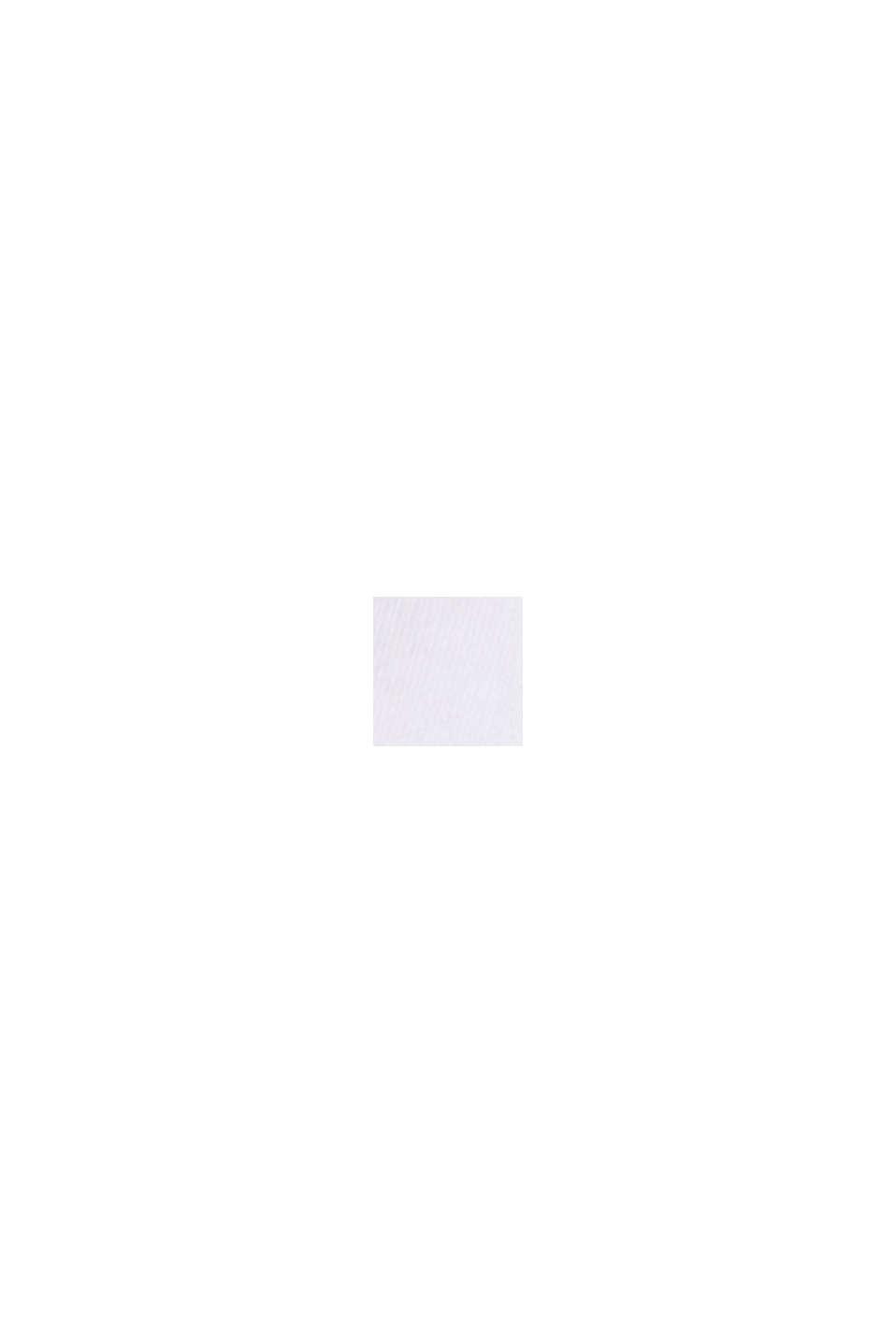 Jersey-Hemd mit COOLMAX®, WHITE, swatch