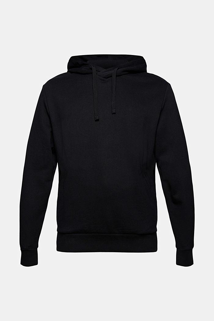 Sweat à capuche en coton/TENCEL™