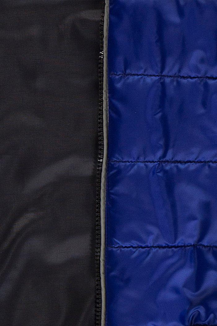 Cazadora acolchada con capucha, BRIGHT BLUE, detail image number 2