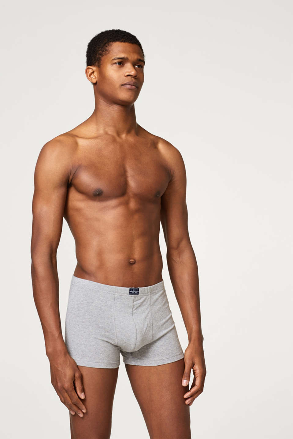 Esprit - Lot de 3 boxers en coton stretch